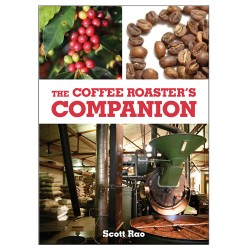 Книга Coffee Roaster's Companion Scott Rao