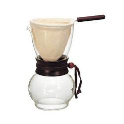 Пуровер Hario Drip Pot DPW-3