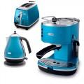 Подарочный комплект DeLonghi Icona Blue