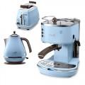 Подарочный комплект DeLonghi Icona Vintage Azur