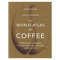 Книга The World Atlas of Coffee 2nd edition James Hoffmann
