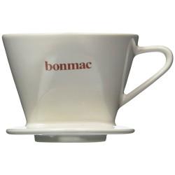 Пуровер Bonmac Ceramic White