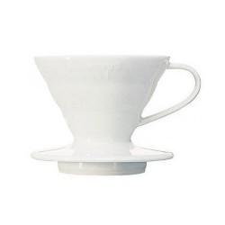 Пуровер Hario V60 01 Ceramic White