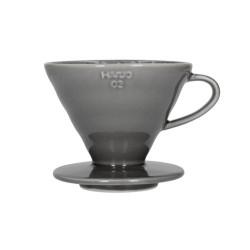 Пуровер Hario V60 02 Ceramic Grey