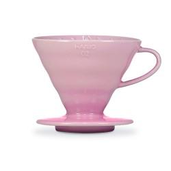 Пуровер Hario V60 02 Ceramic Pink