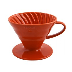 Пуровер Hario V60 02 Ceramic Red