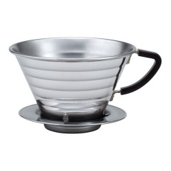Пуровер Kalita Wave 185 Stainless Steel