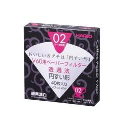 Фильтры бумажные Hario V60 02 Paper Filters