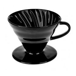 Пуровер Hario V60 02 Ceramic Black