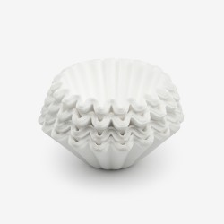 Фильтры бумажные Kalita Wave Filter White #155