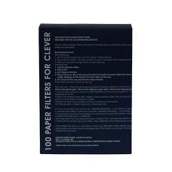 Фільтри паперові Clever Box