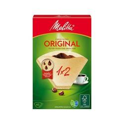 Фільтри паперові Melitta Coffee Filter 1X2 40