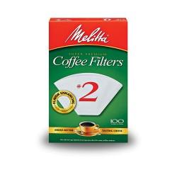 Фильтры бумажные Melitta Coffee Filter 1X2 40