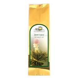 Чай зеленый связанный Душа в душу 25 г